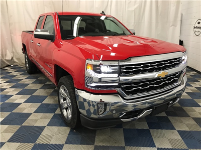 2018 Silverado 1500 Double Cab 4x4,  Pickup #T182011 - photo 1