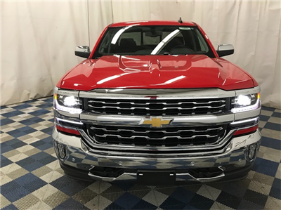 2018 Silverado 1500 Double Cab 4x4,  Pickup #T182011 - photo 3