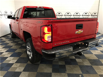 2018 Silverado 1500 Double Cab 4x4,  Pickup #T182011 - photo 6
