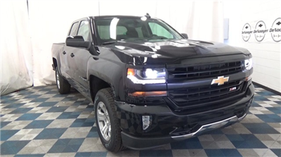 2018 Silverado 1500 Double Cab 4x4,  Pickup #T182016 - photo 24