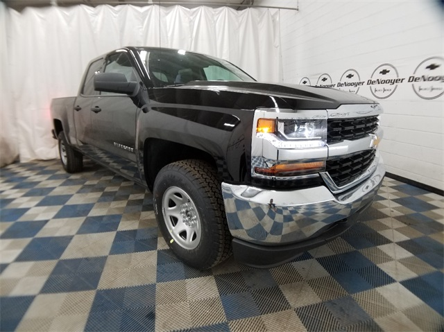 2018 Silverado 1500 Double Cab 4x4,  Pickup #T182018 - photo 1