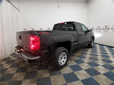 2018 Silverado 1500 Double Cab 4x4,  Pickup #T182018 - photo 2