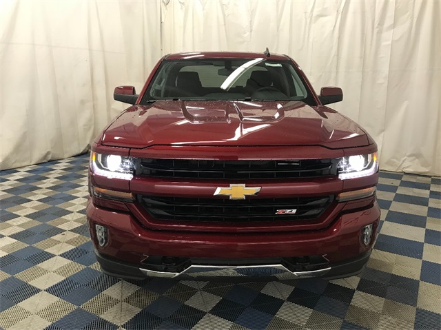2018 Silverado 1500 Double Cab 4x4,  Pickup #T182029 - photo 3