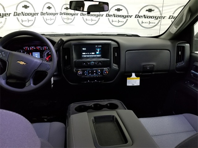 2018 Silverado 1500 Double Cab 4x4,  Pickup #T182035 - photo 18