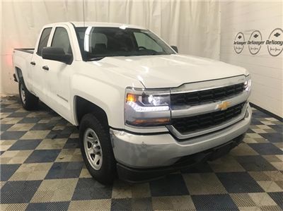 2018 Silverado 1500 Double Cab 4x4,  Pickup #T182035 - photo 1