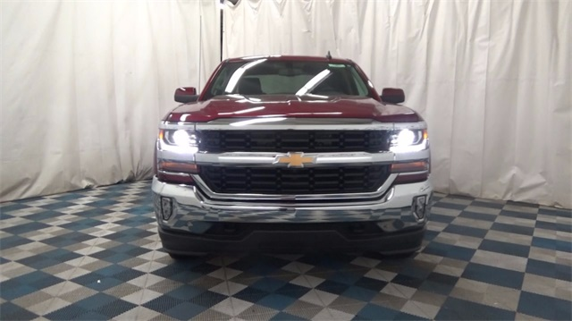 2018 Silverado 1500 Double Cab 4x4,  Pickup #T182041 - photo 3