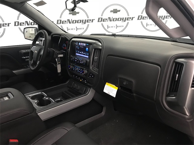 2018 Silverado 1500 Crew Cab 4x4,  Pickup #T182098 - photo 21