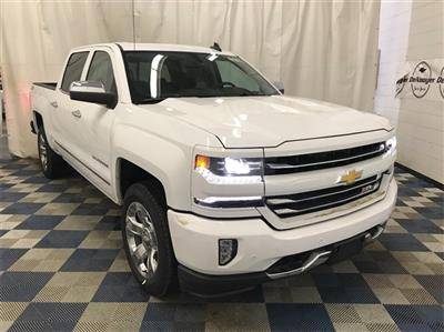 2018 Silverado 1500 Crew Cab 4x4,  Pickup #T182105 - photo 2