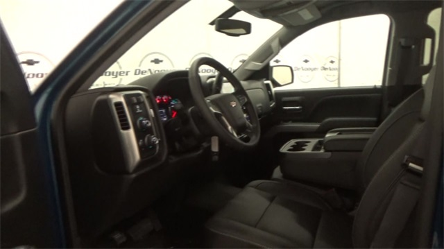 2018 Silverado 1500 Crew Cab 4x4,  Pickup #T182204 - photo 19