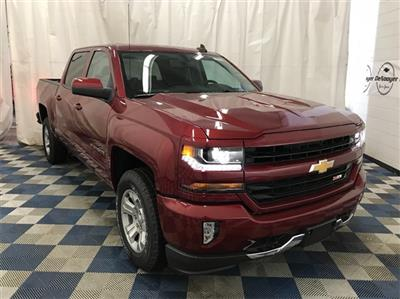 2018 Silverado 1500 Crew Cab 4x4,  Pickup #T182204 - photo 3