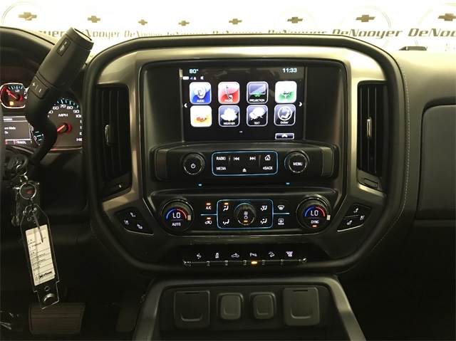2019 Silverado 2500 Crew Cab 4x4,  Pickup #T190037 - photo 17