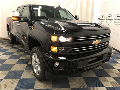2019 Silverado 2500 Crew Cab 4x4,  Pickup #T190037 - photo 3