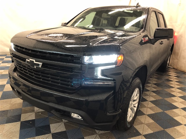 2019 Silverado 1500 Crew Cab 4x4,  Pickup #T190364 - photo 1