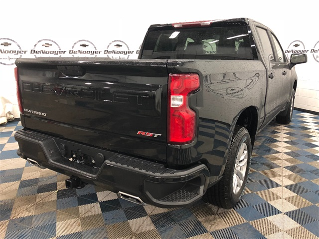 2019 Silverado 1500 Crew Cab 4x4,  Pickup #T190364 - photo 8