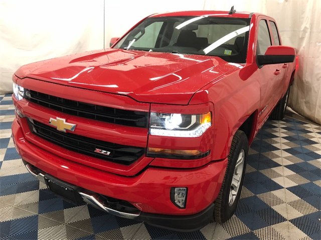 2019 Silverado 1500 Double Cab 4x4,  Pickup #T190399 - photo 1