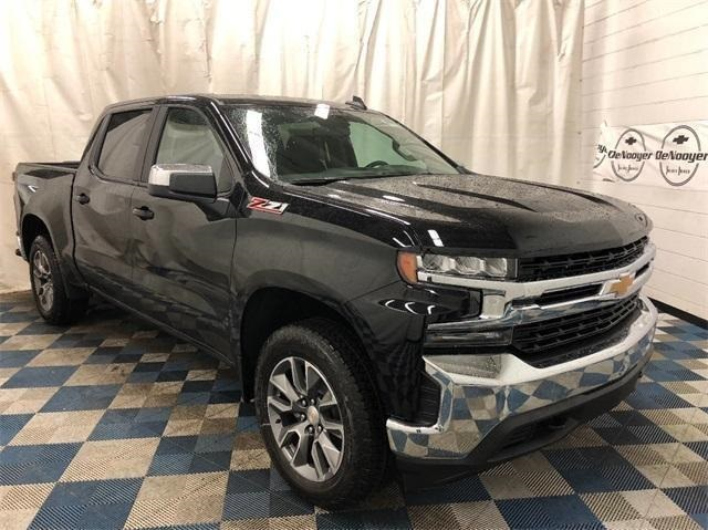 2019 Silverado 1500 Crew Cab 4x4,  Pickup #T190412 - photo 1