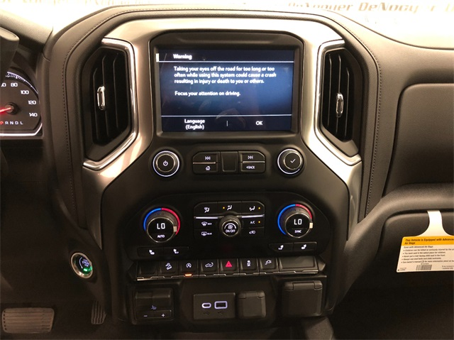 2019 Silverado 1500 Crew Cab 4x4,  Pickup #T190414 - photo 19