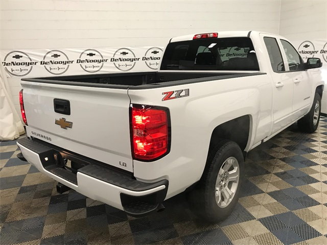 2019 Silverado 1500 Double Cab 4x4,  Pickup #T190436 - photo 7