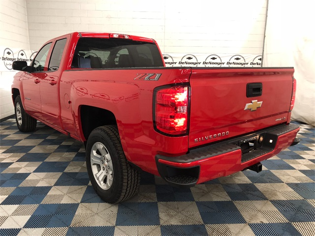 2019 Silverado 1500 Double Cab 4x4,  Pickup #T190501 - photo 2
