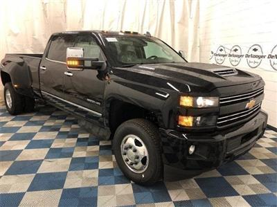 2019 Silverado 3500 Crew Cab 4x4,  Pickup #T190557 - photo 3