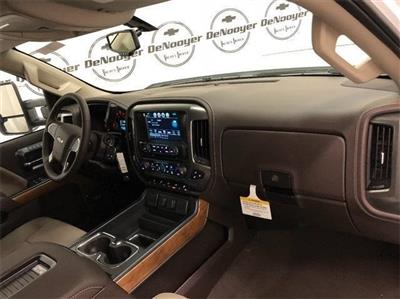2019 Silverado 3500 Crew Cab 4x4,  Pickup #T190557 - photo 24