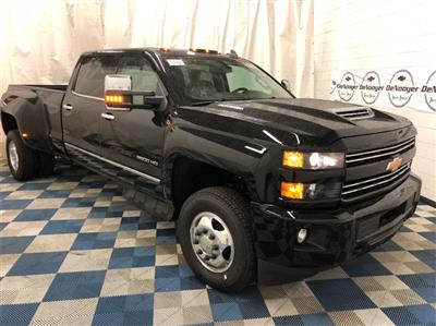 2019 Silverado 3500 Crew Cab 4x4,  Pickup #T190560 - photo 3