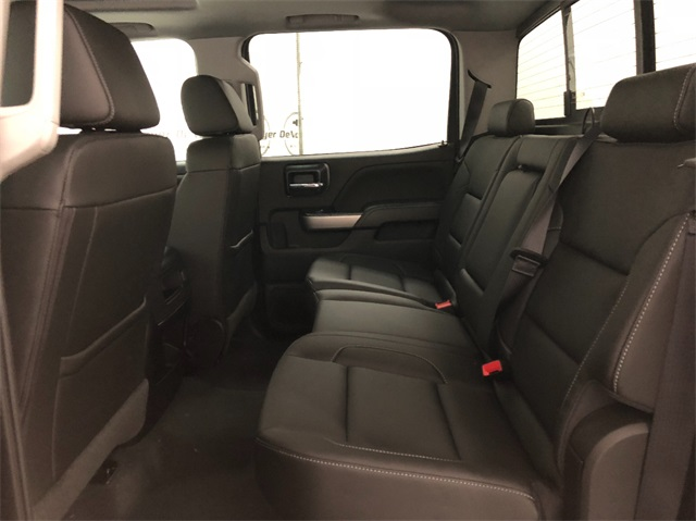 2019 Silverado 3500 Crew Cab 4x4,  Pickup #T190568 - photo 23