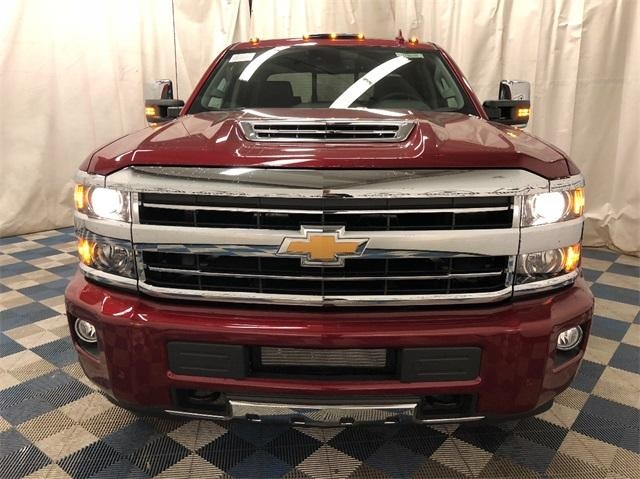 2019 Silverado 3500 Crew Cab 4x4,  Pickup #T190586 - photo 3