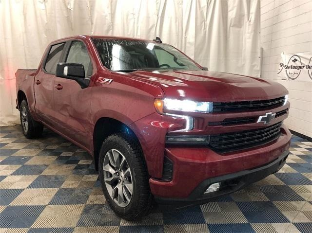 2019 Silverado 1500 Crew Cab 4x4,  Pickup #T190596 - photo 3