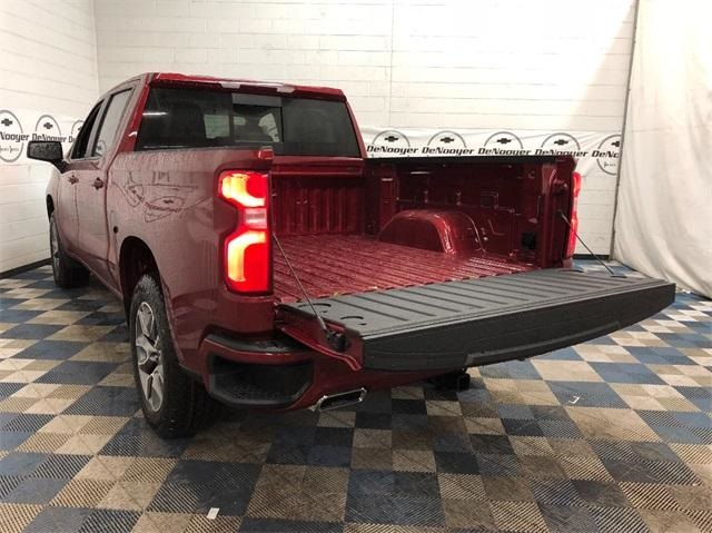 2019 Silverado 1500 Crew Cab 4x4,  Pickup #T190596 - photo 11