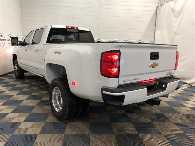 2019 Silverado 3500 Crew Cab 4x4,  Pickup #T190598 - photo 10