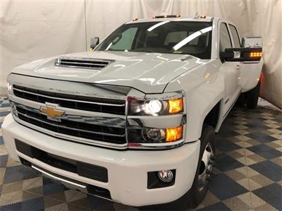 2019 Silverado 3500 Crew Cab 4x4,  Pickup #T190598 - photo 3