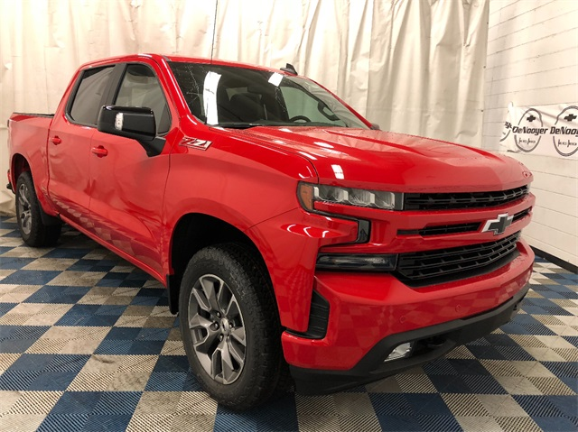2019 Silverado 1500 Crew Cab 4x4,  Pickup #T190606 - photo 3