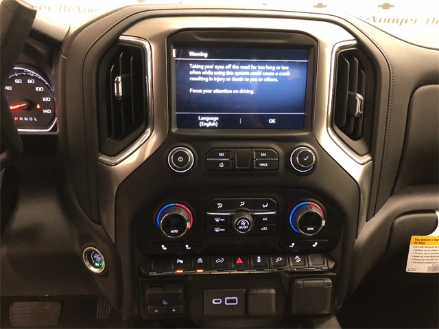 2019 Silverado 1500 Crew Cab 4x4,  Pickup #T190606 - photo 19