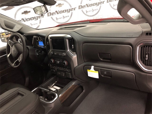 2019 Silverado 1500 Crew Cab 4x4,  Pickup #T190606 - photo 26
