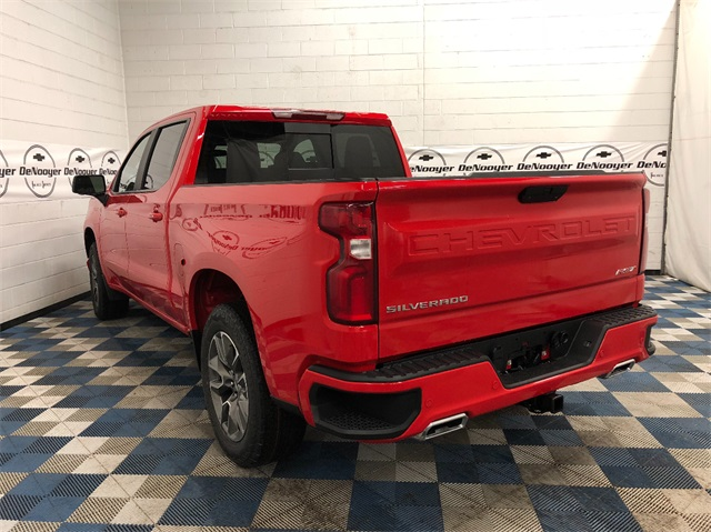 2019 Silverado 1500 Crew Cab 4x4,  Pickup #T190606 - photo 2