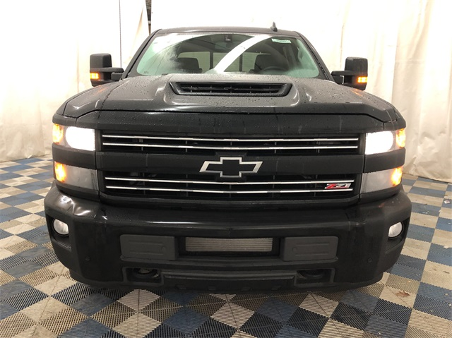 2019 Silverado 2500 Crew Cab 4x4,  Pickup #T190607 - photo 4