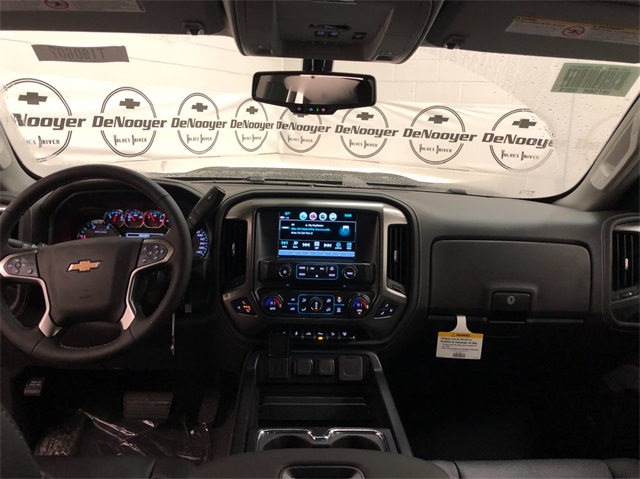 2019 Silverado 2500 Crew Cab 4x4,  Pickup #T190607 - photo 21
