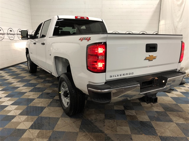 2019 Silverado 2500 Crew Cab 4x4,  Pickup #T190713 - photo 2