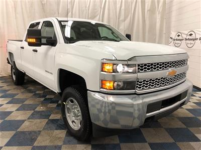 2019 Silverado 2500 Crew Cab 4x4,  Pickup #T190713 - photo 3