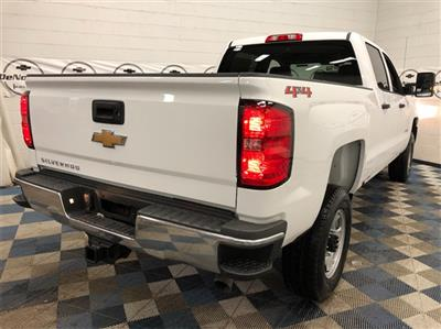 2019 Silverado 2500 Crew Cab 4x4,  Pickup #T190713 - photo 8