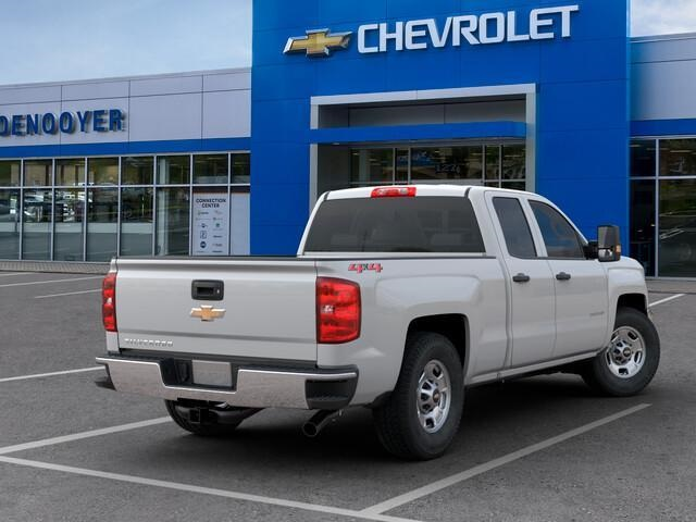 2019 Silverado 2500 Double Cab 4x4,  Fisher Pickup #T192485 - photo 1