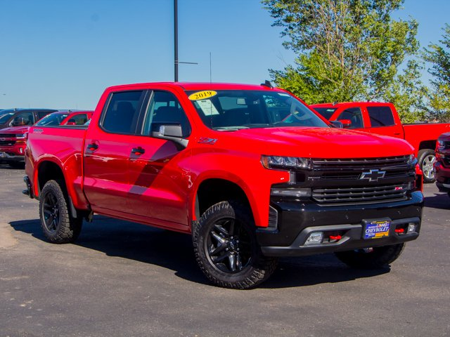 2019 Silverado 1500 Crew Cab 4x4,  Pickup #DT04767 - photo 3