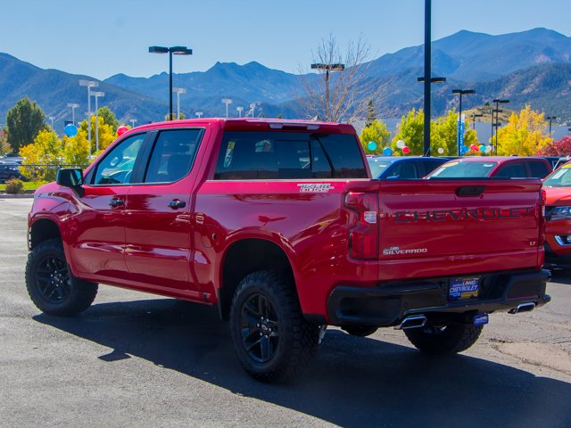 2019 Silverado 1500 Crew Cab 4x4,  Pickup #DT04767 - photo 4