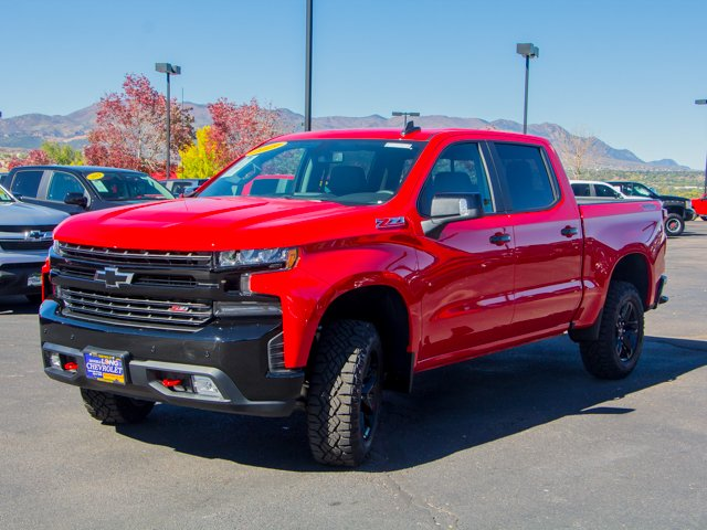 2019 Silverado 1500 Crew Cab 4x4,  Pickup #DT04767 - photo 5