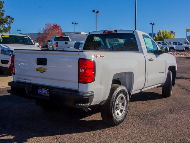 2018 Silverado 1500 Regular Cab 4x4,  Pickup #DT06495 - photo 2