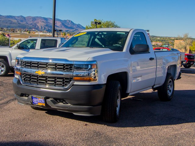 2018 Silverado 1500 Regular Cab 4x4,  Pickup #DT06495 - photo 5