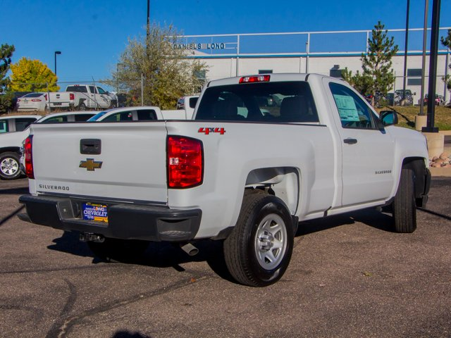 2018 Silverado 1500 Regular Cab 4x4,  Pickup #DT07256 - photo 2