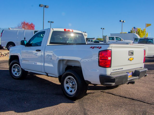 2018 Silverado 1500 Regular Cab 4x4,  Pickup #DT07256 - photo 4