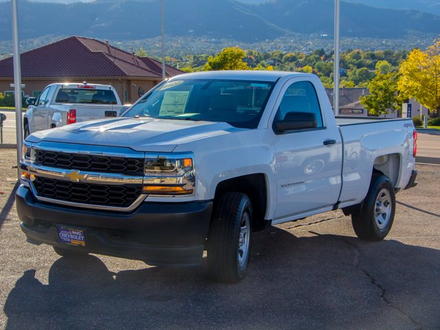 2018 Silverado 1500 Regular Cab 4x4,  Pickup #DT07256 - photo 5